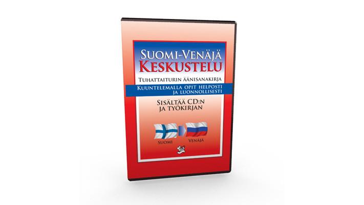 Positiivarit - Tuhattaiturin äänisanakirja Keskustelu venäjä