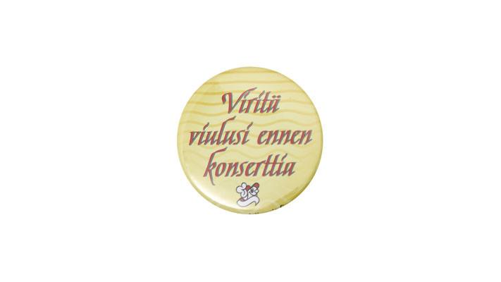 Positiivarit - Viritä viulusi ennen konserttia