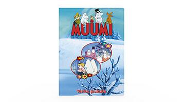 Positiivarit - Muumi - Tarina joulusta DVD