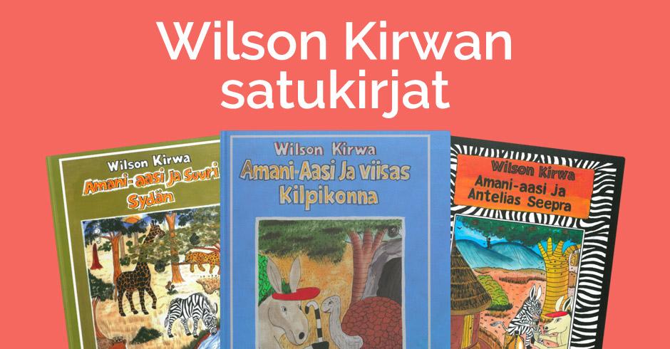 Wilson Kirwan satukirjat