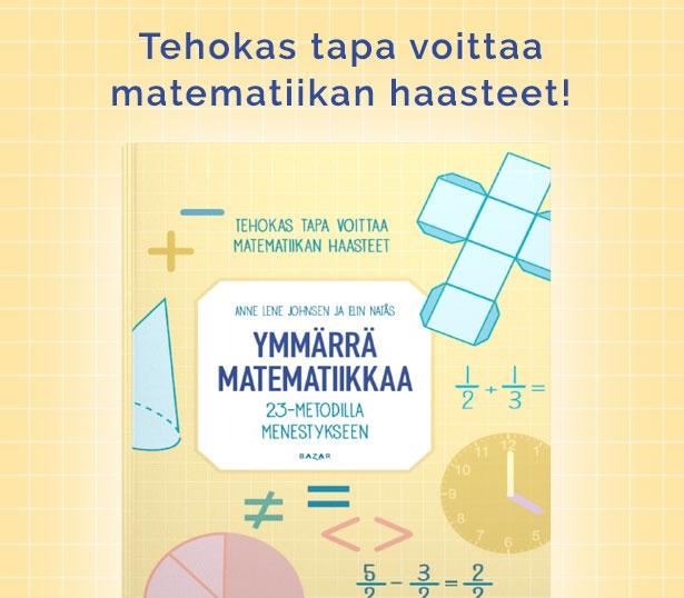 Ymmärrä matematiikkaa