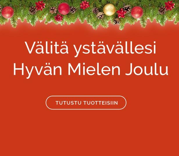Hyvän Mielen Joulu